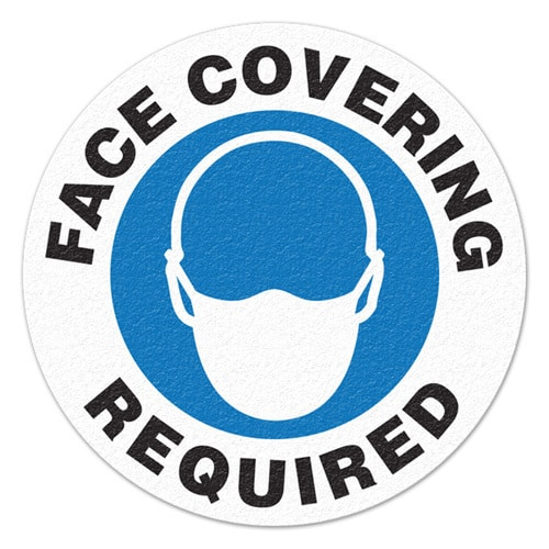 Help With New Face Covering Requirements